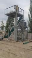 Украина, г. Николаев, в июне 2016 года была запущена Линия гранулирования люцерны ГТЛ-520 производительностью 2,5т/час. 4