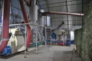 Украина, г. Николаев, в июне 2016 года была запущена Линия гранулирования люцерны ГТЛ-520 производительностью 2,5т/час. 6