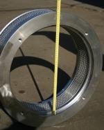 Внимание! Открыта продажа импортных матриц FEROTEC для грануляторов 1