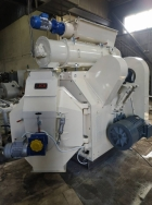 Efficient pelletizing solution from ICK Group for the oil and fat factory