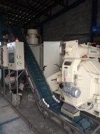 Commissionig the GTL-304D pelletizing line  in the Dnepropetrovsk region
